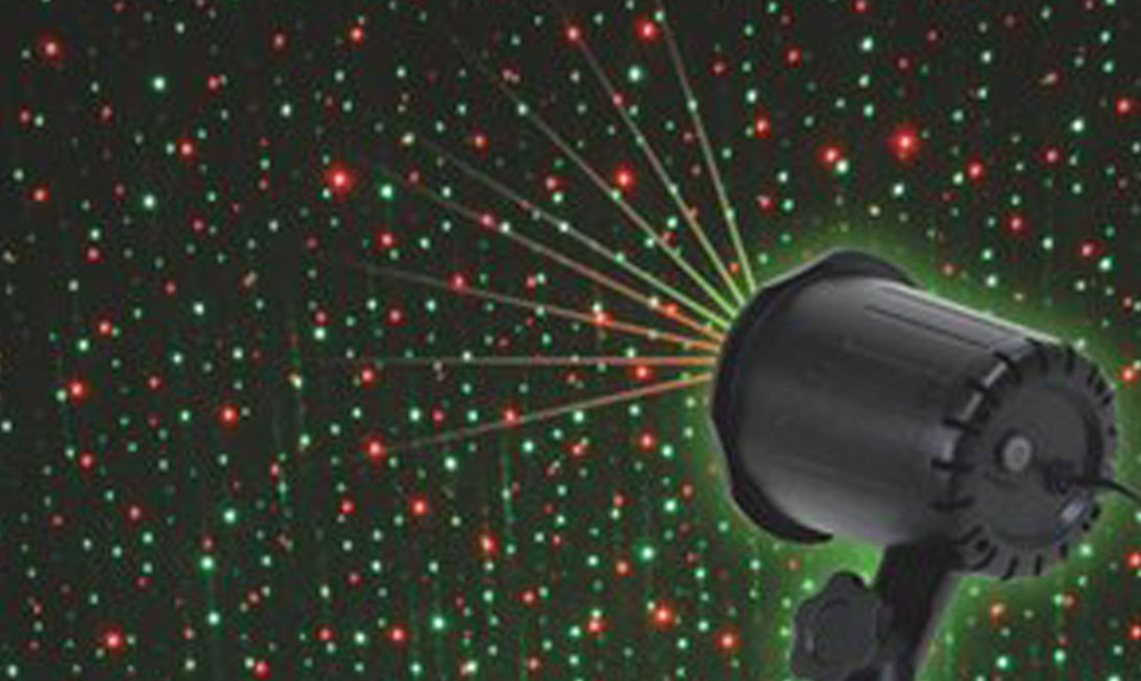How to Set Up Your Holiday Laser Light Projector